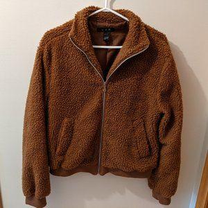 U 2 B Teddy Bear Jacket - M